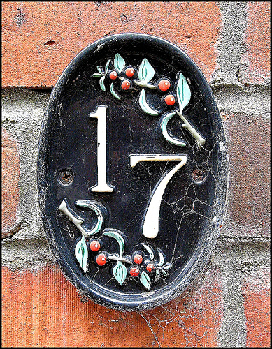 Number 17.2