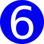 blue-rounded-with-number-6-md