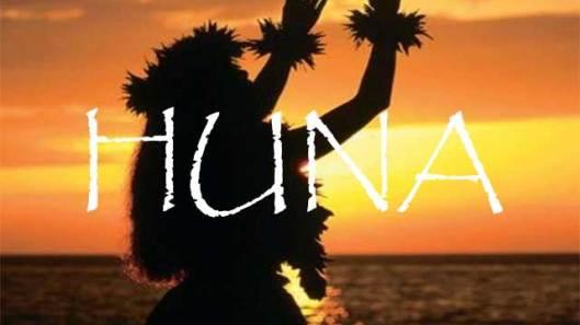 Huna Prayer Image