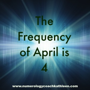 Frequency of April