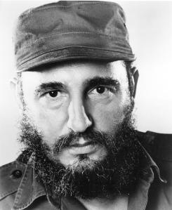 Cuban rebel leader Fidel Castro (c. 1960) Supplied by WENN This is a PR photo. WENN does not claim any Copyright or License in the attached material. Fees charged by WENN are for WENN's services only, and do not, nor are they intended to, convey to the user any ownership of Copyright or License in the material. By publishing this material, the user expressly agrees to indemnify and to hold WENN harmless from any claims, demands, or causes of action arising out of or connected in any way with user's publication of the material.